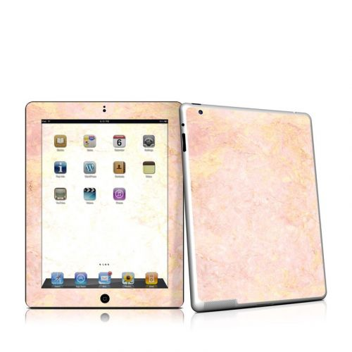 Rose Gold Marble iPad 2nd Gen Skin