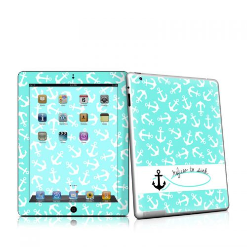 Refuse to Sink iPad 2nd Gen Skin