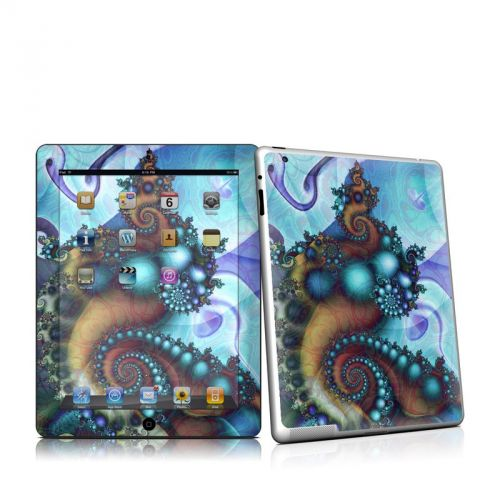 Sea Jewel iPad 2nd Gen Skin