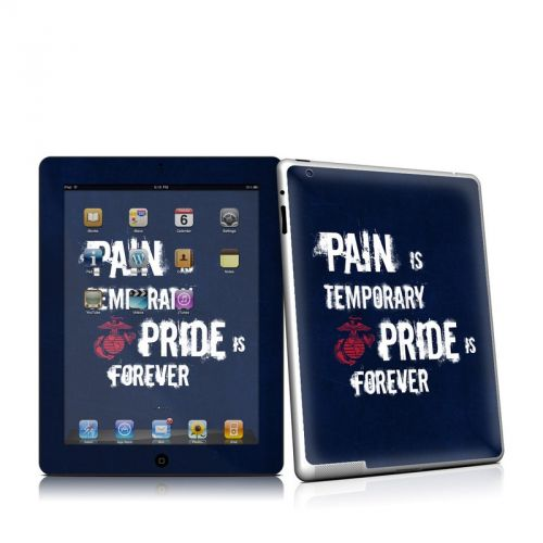 Pain is Temporary iPad 2 Skin