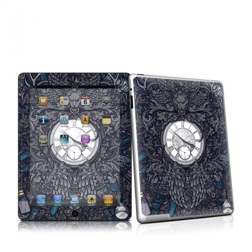 Time Travel iPad 2 Skin