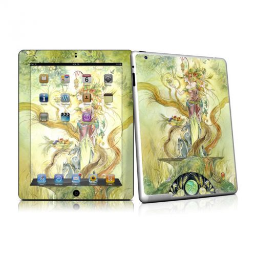 Virgo iPad 2nd Gen Skin