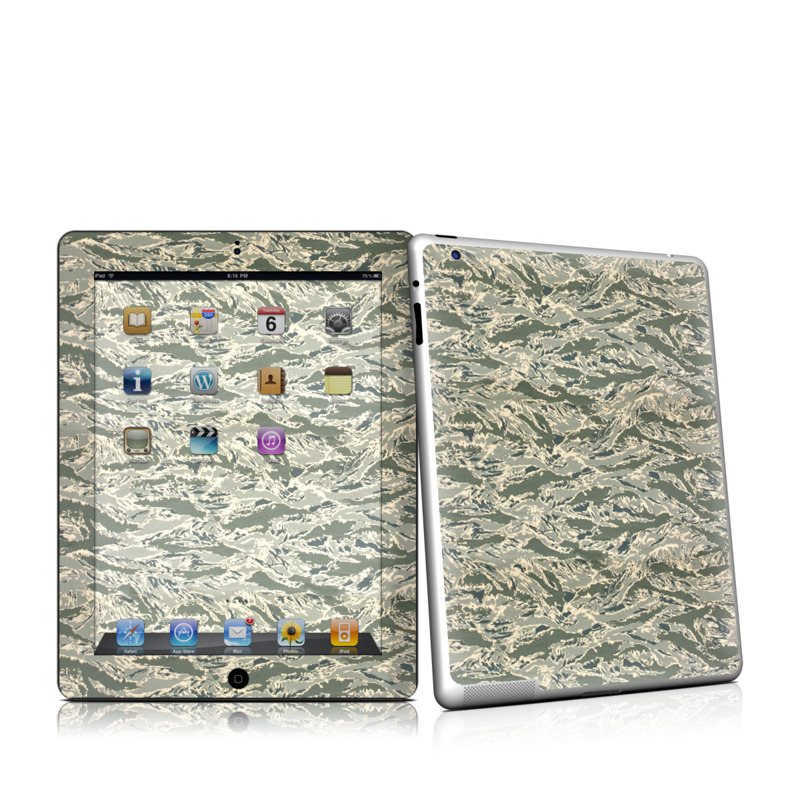 ABU Camo Apple iPad 2 Skin