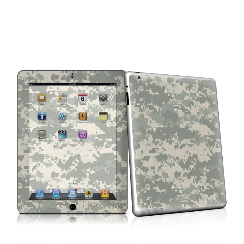 ACU Camo iPad 2 Skin