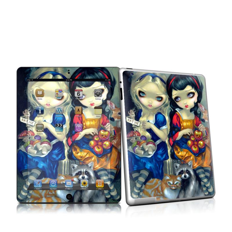 Alice & Snow White Apple iPad 2 Skin