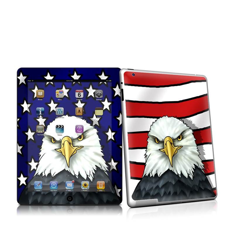 American Eagle iPad 2nd Gen Skin