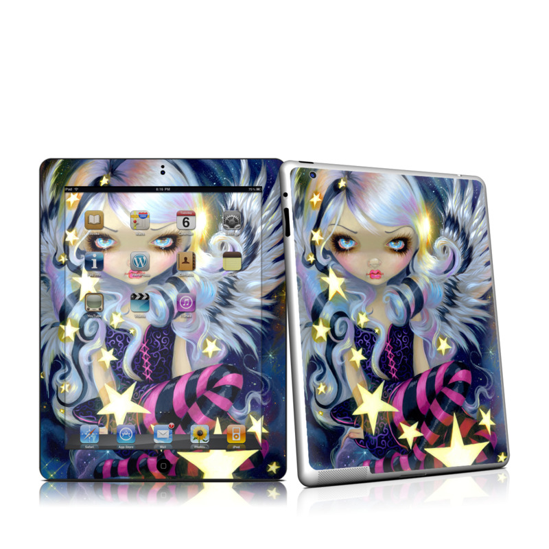 Angel Starlight iPad 2 Skin
