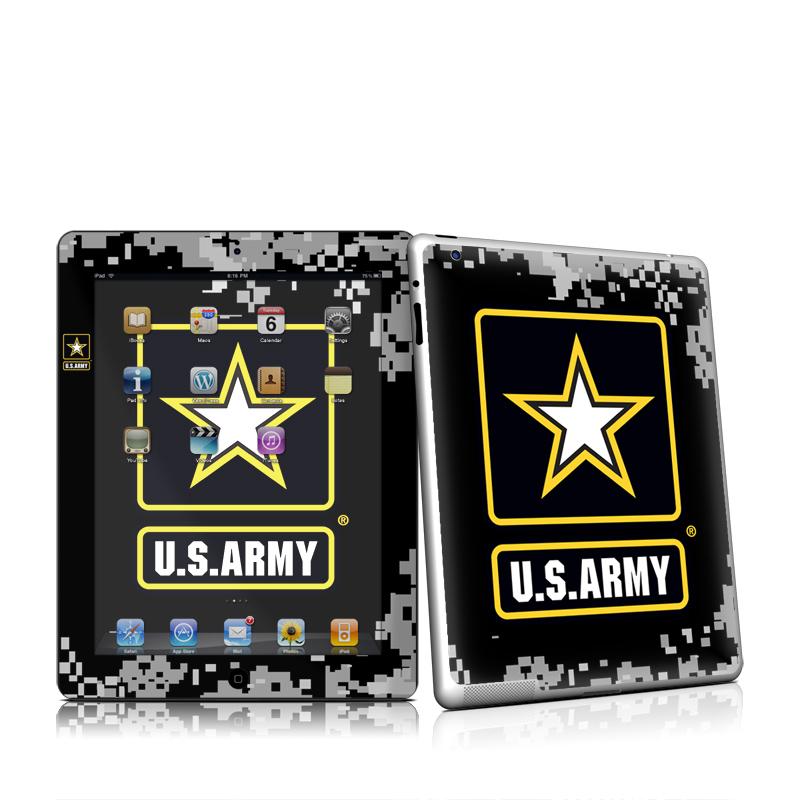 Army Pride Apple iPad 2 Skin