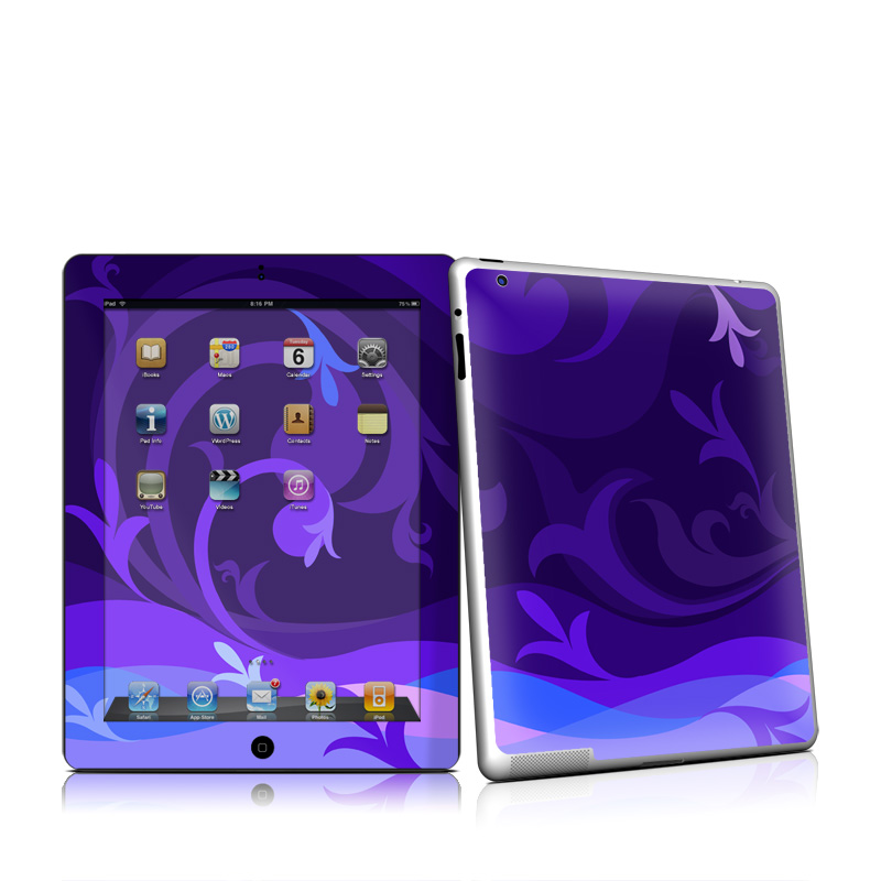 Arabian Night iPad 2nd Gen Skin