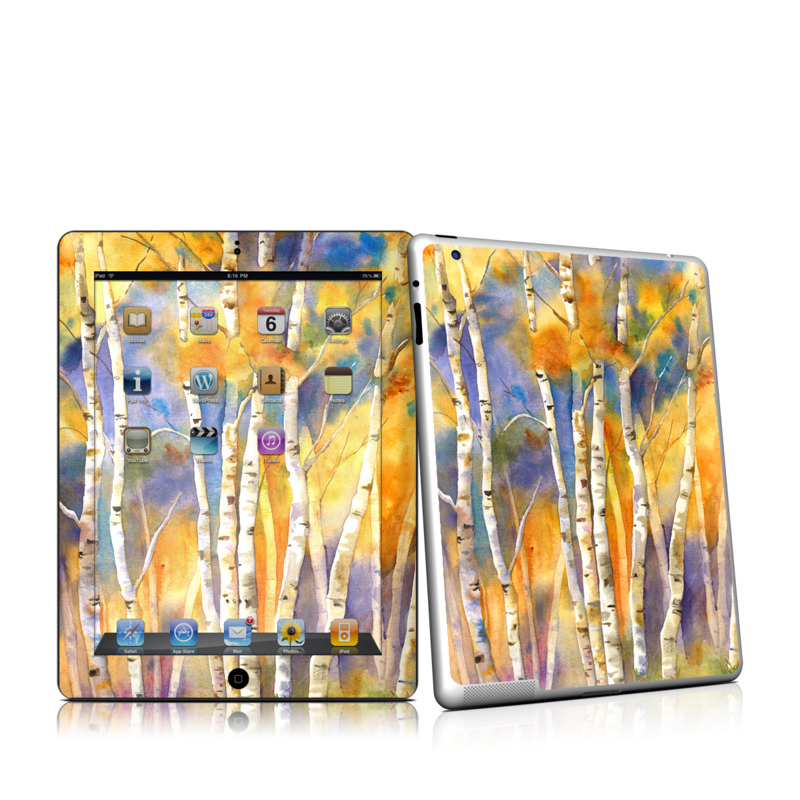 Aspens Apple iPad 2 Skin
