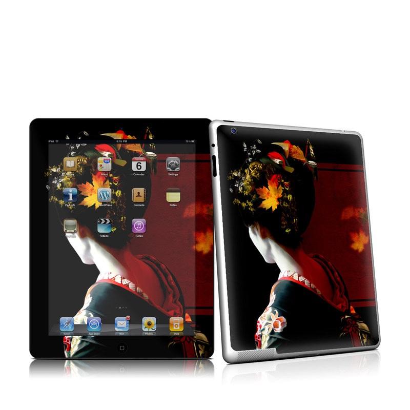 Autumn iPad 2nd Gen Skin