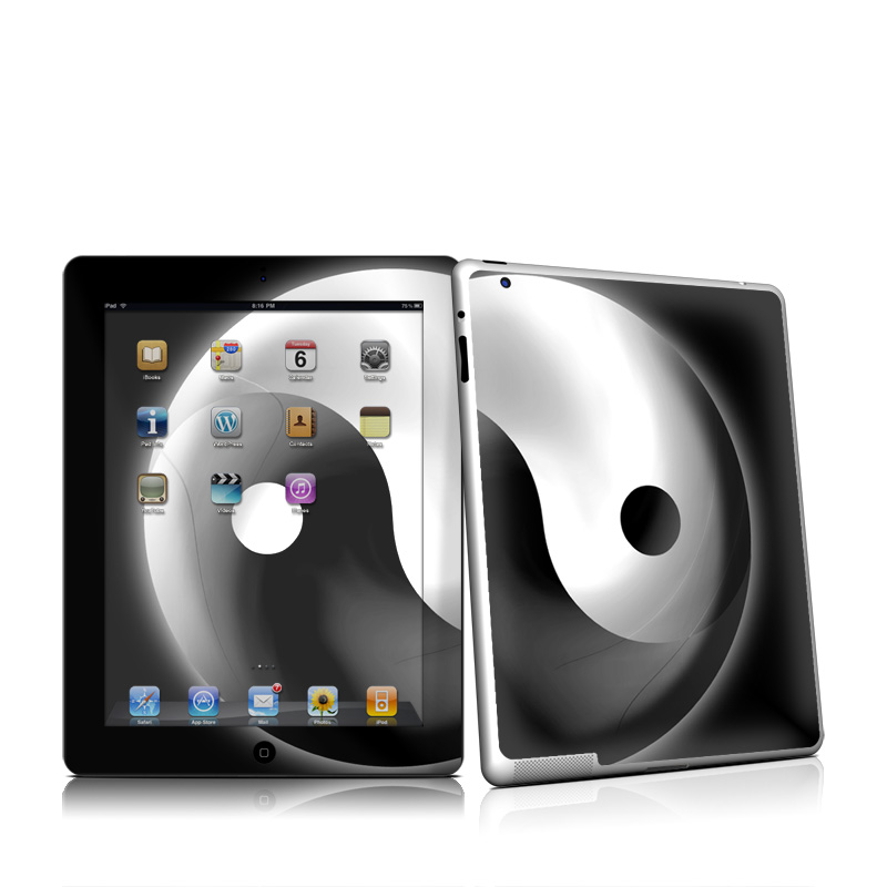 Balance iPad 2nd Gen Skin