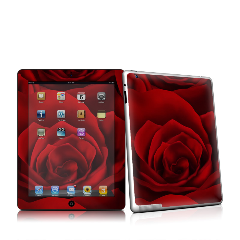 By Any Other Name Apple iPad 2 Skin