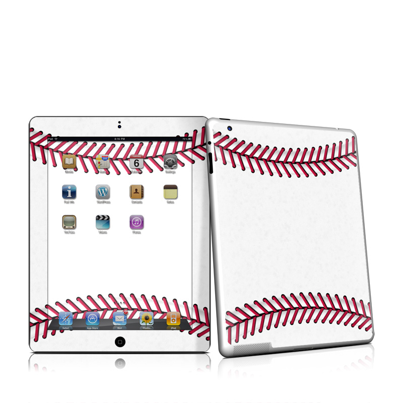 Baseball Apple iPad 2 Skin