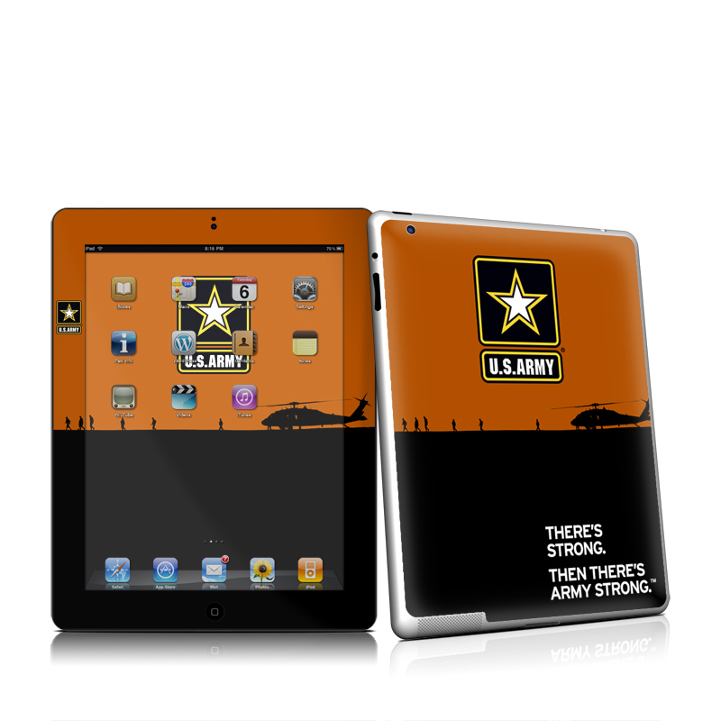 Beat Feet Apple iPad 2 Skin