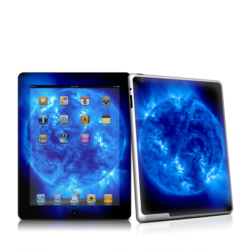 Blue Giant iPad 2nd Gen Skin