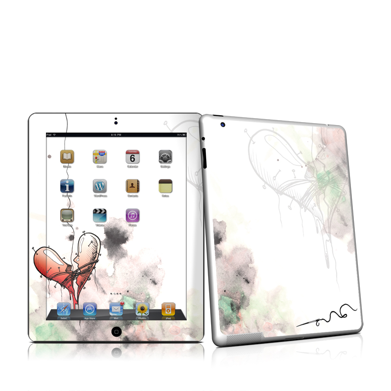 Blood Ties iPad 2nd Gen Skin