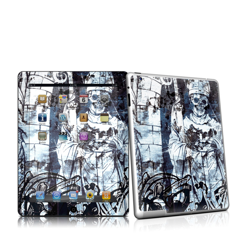 Black Mass Apple iPad 2 Skin