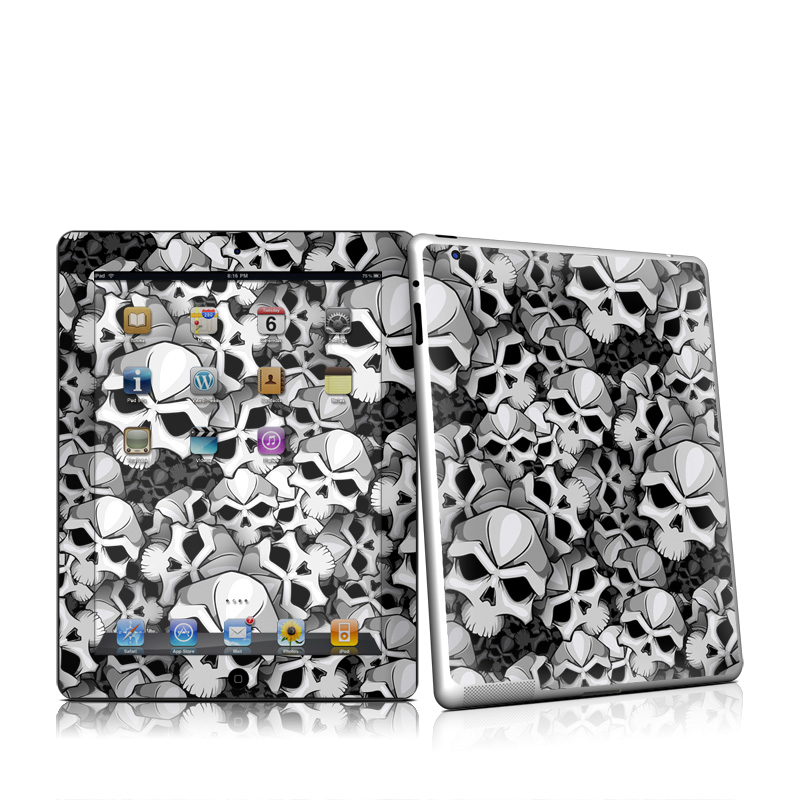 Bones iPad 2nd Gen Skin