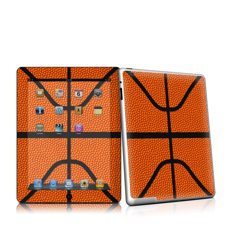 Basketball iPad 2 Skin