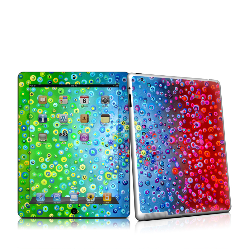 Bubblicious iPad 2nd Gen Skin