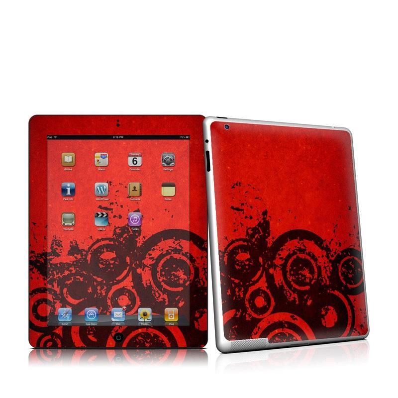 Bullseye iPad 2nd Gen Skin