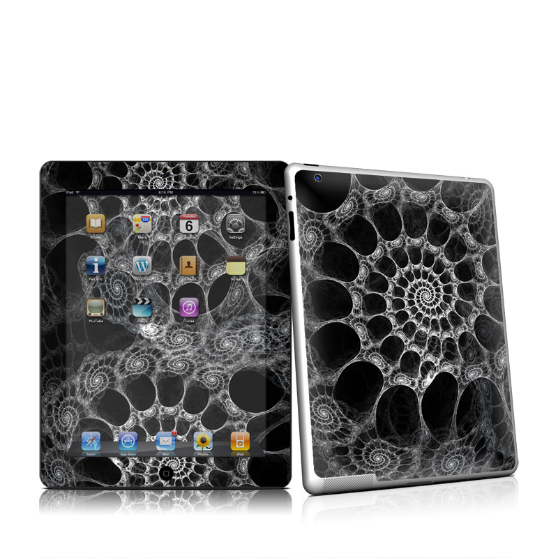 Bicycle Chain iPad 2nd Gen Skin