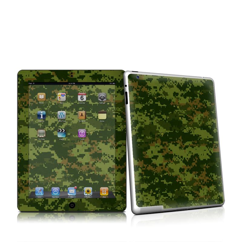 CAD Camo iPad 2 Skin