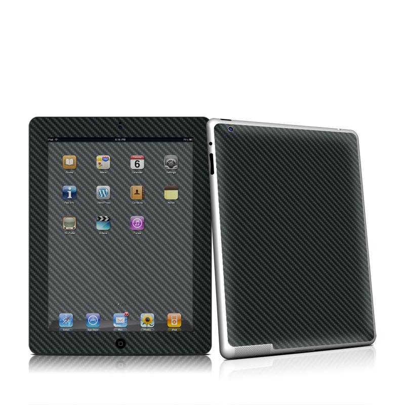 Carbon Fiber iPad 2 Skin
