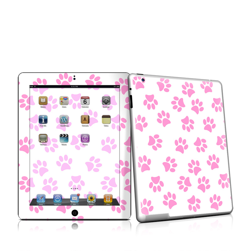 Cat Paws Apple iPad 2 Skin
