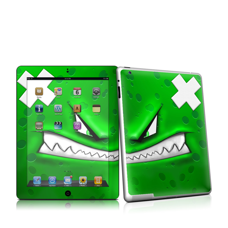 Chunky Apple iPad 2 Skin