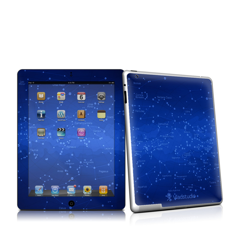 Constellations iPad 2nd Gen Skin