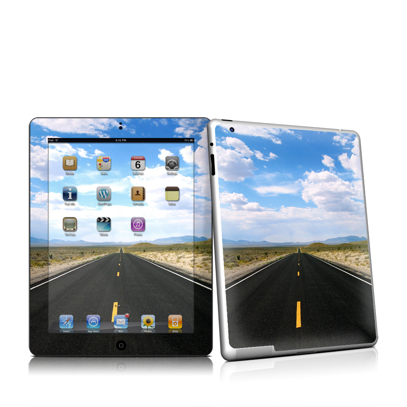 Cruising Apple iPad 2 Skin