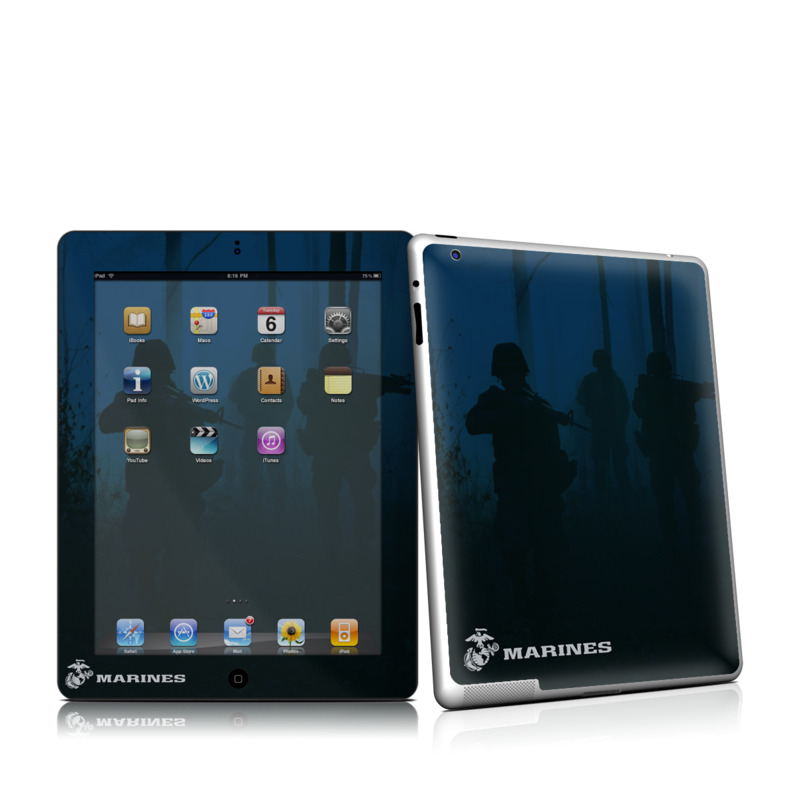 Deploy Apple iPad 2 Skin
