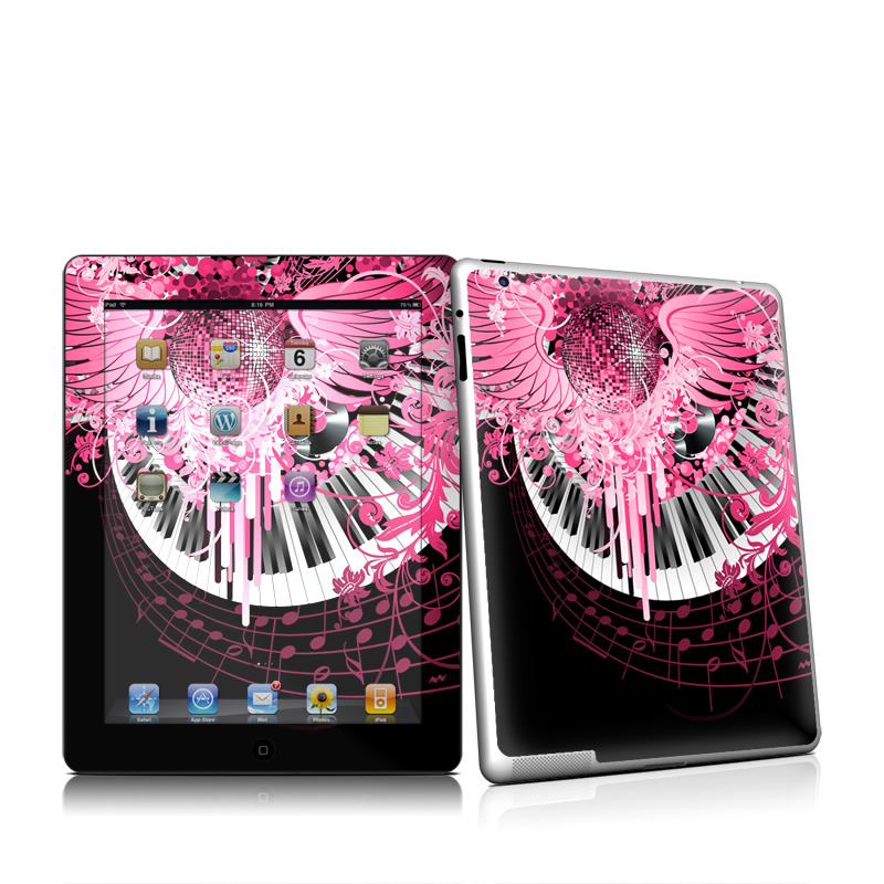 Disco Fly iPad 2nd Gen Skin
