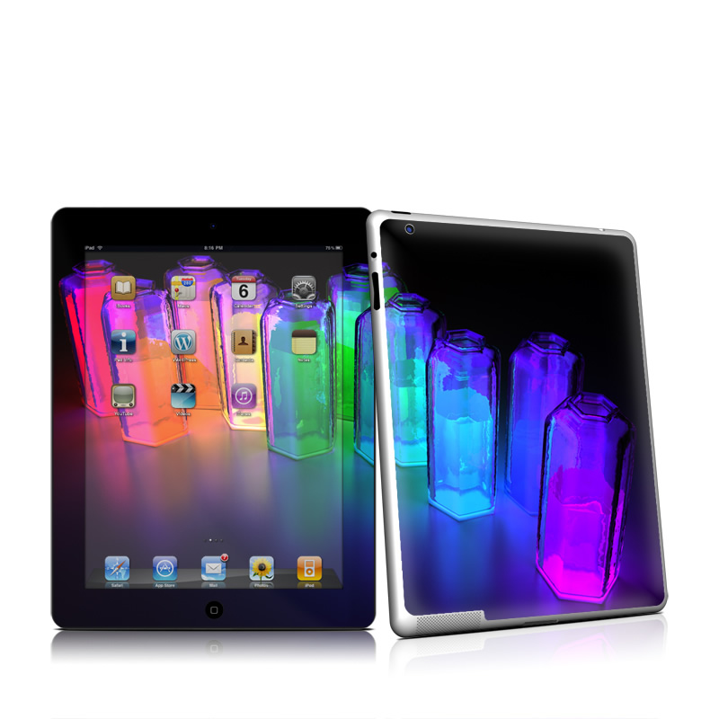 Dispersion iPad 2 Skin