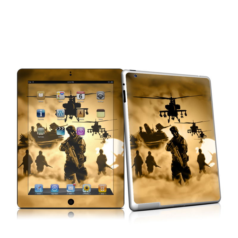 Desert Ops Apple iPad 2 Skin