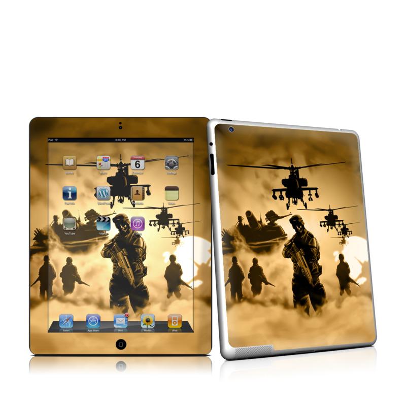 Desert Ops Apple iPad 2 Skin