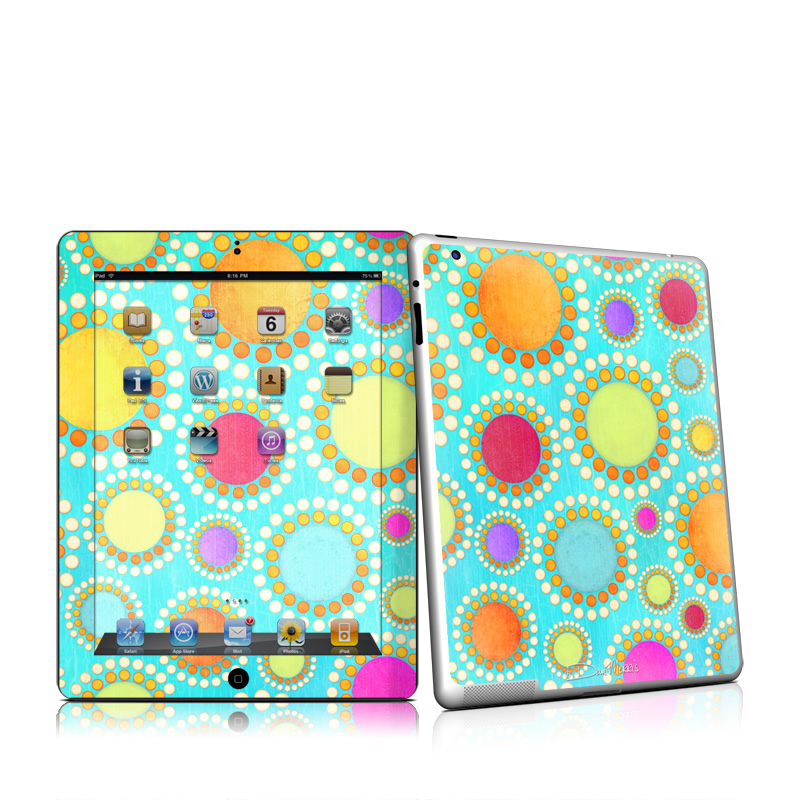 Dot To Dot Apple iPad 2 Skin