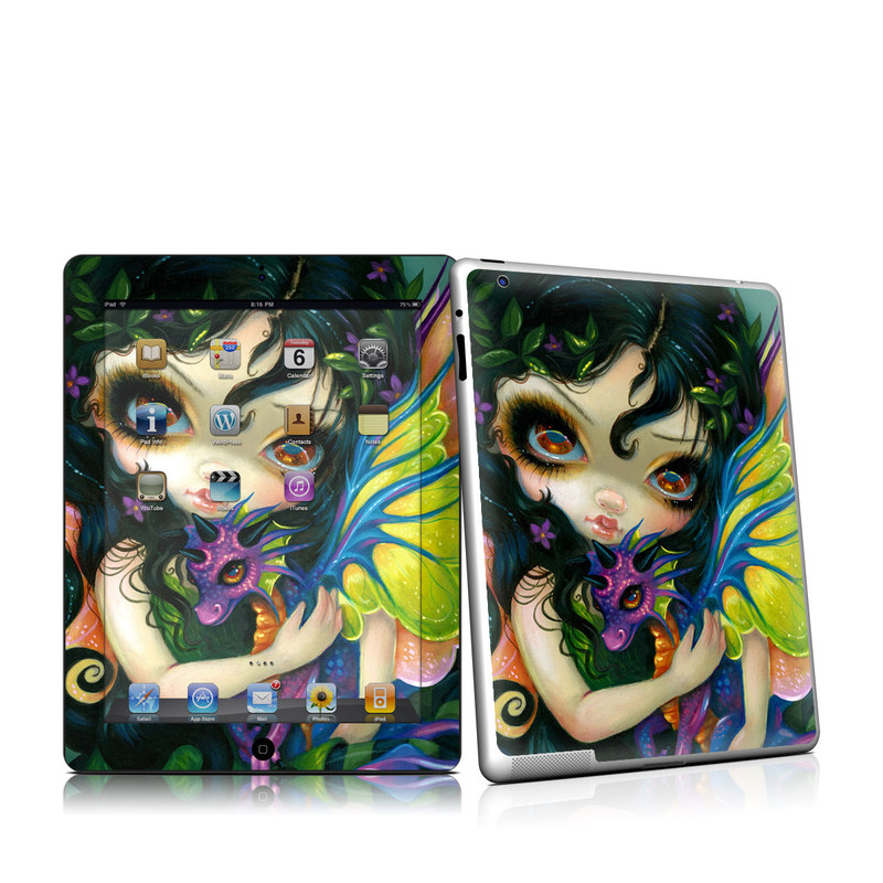Dragonling Child iPad 2nd Gen Skin