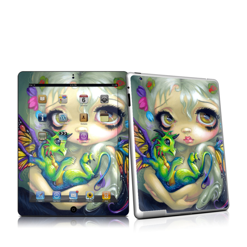 Dragonling Apple iPad 2 Skin