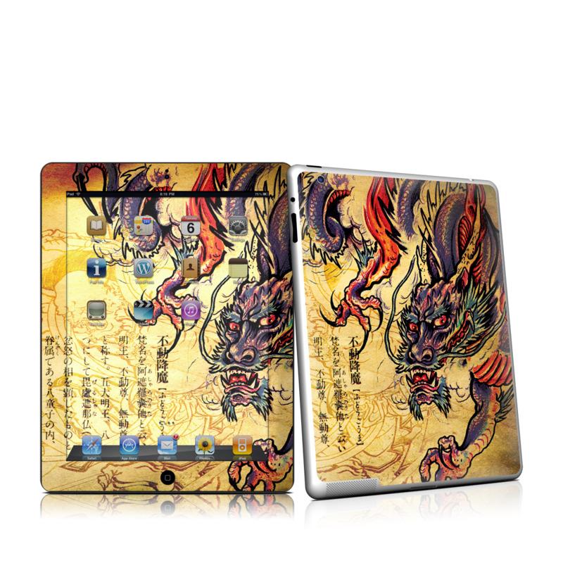 Dragon Legend iPad 2nd Gen Skin