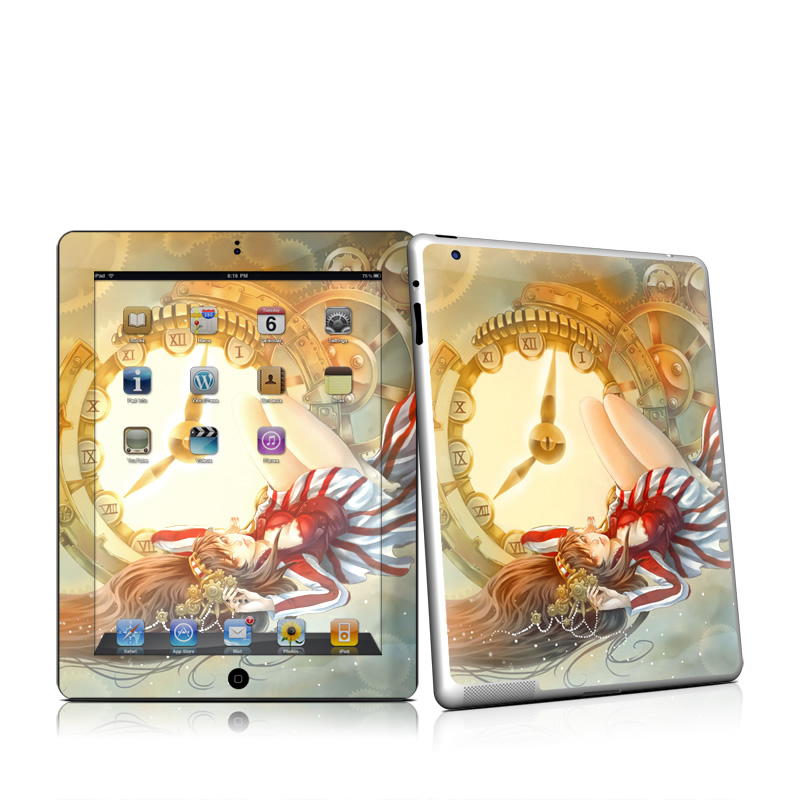 Dreamtime iPad 2nd Gen Skin