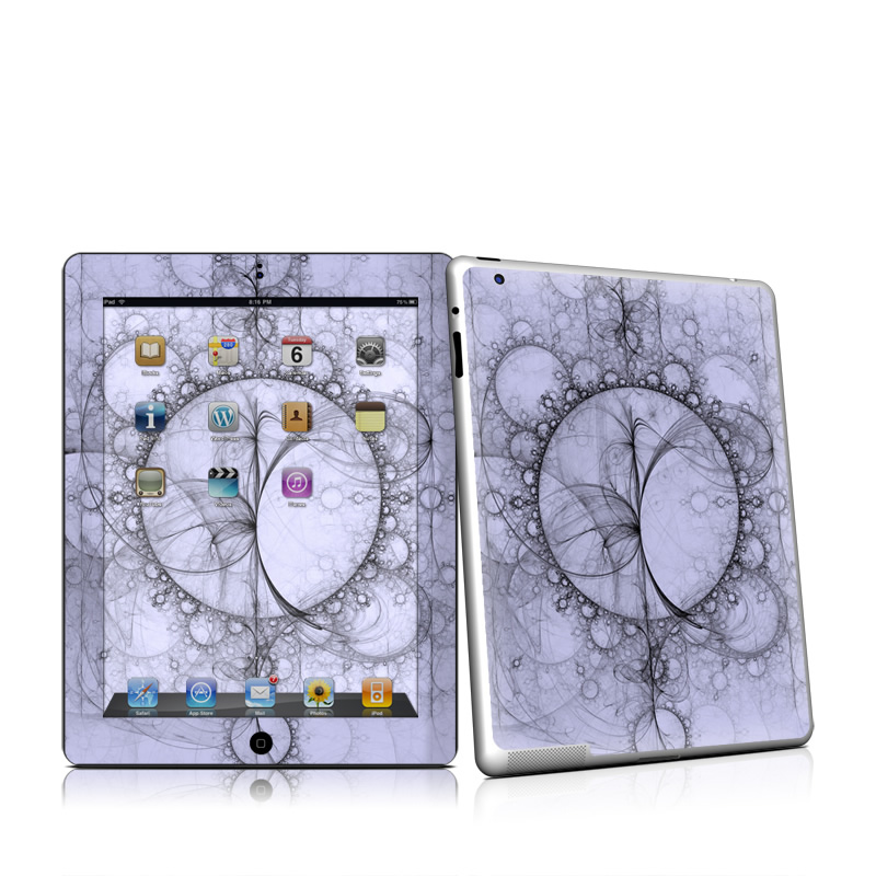 Effervescence iPad 2nd Gen Skin