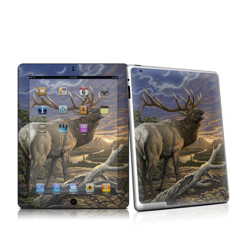 Elk iPad 2nd Gen Skin