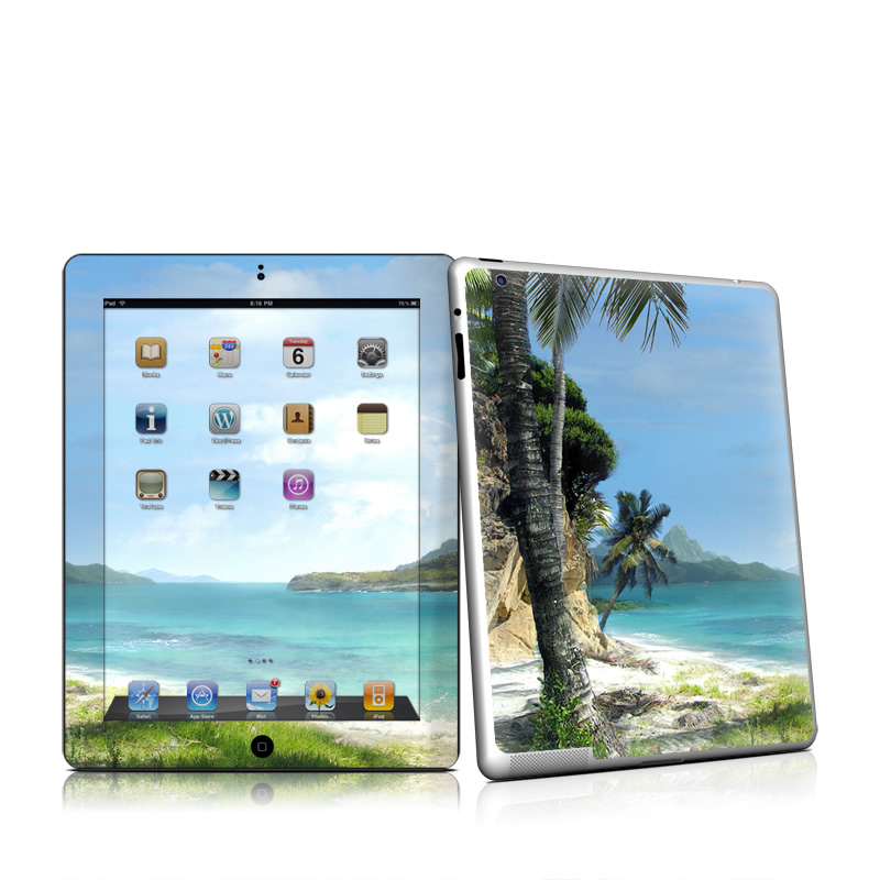 El Paradiso Apple iPad 2 Skin