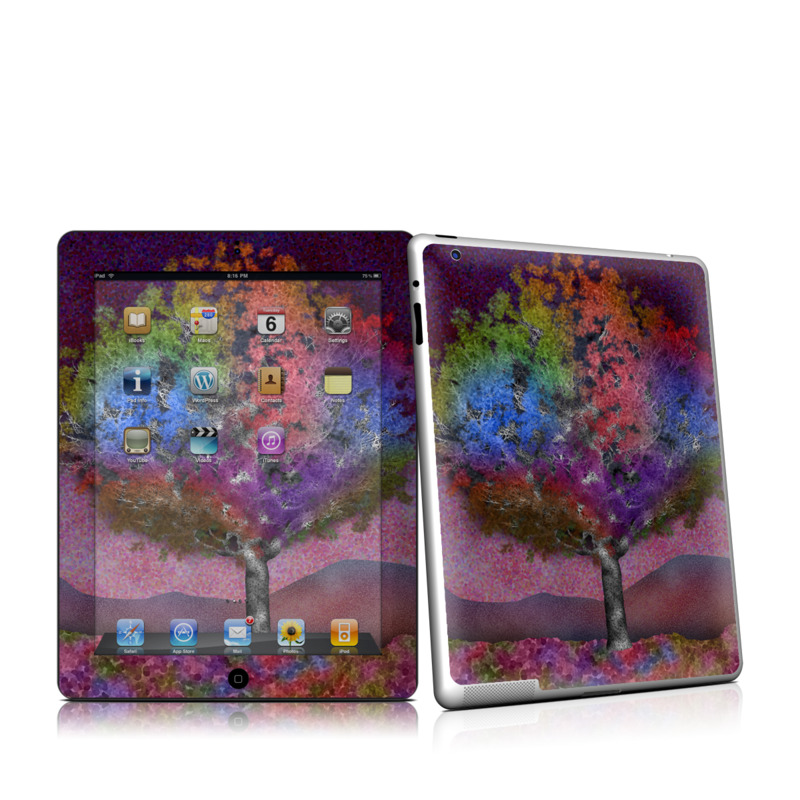 Escape iPad 2 Skin