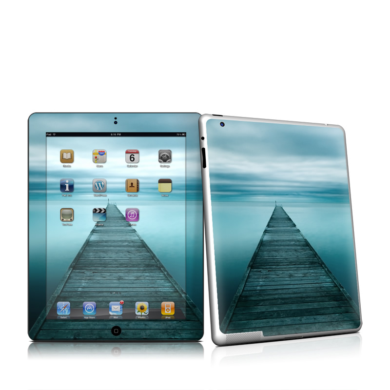 Evening Stillness Apple iPad 2 Skin