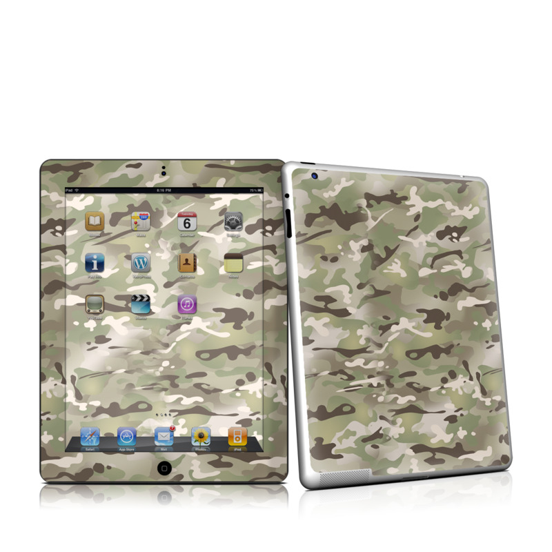 FC Camo iPad 2nd Gen Skin