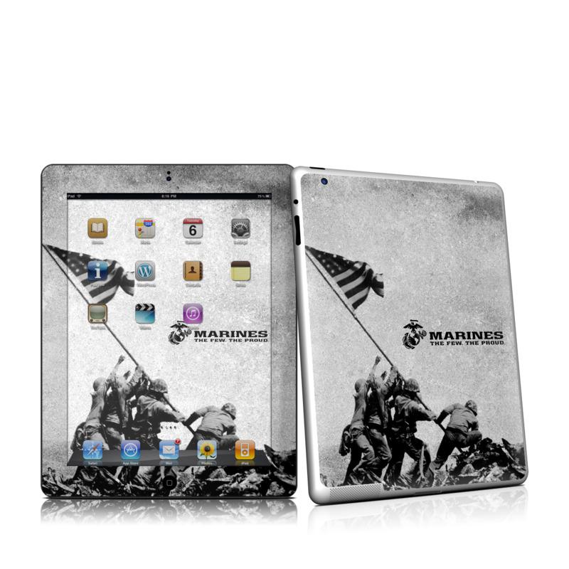 Flag Raise Apple iPad 2 Skin